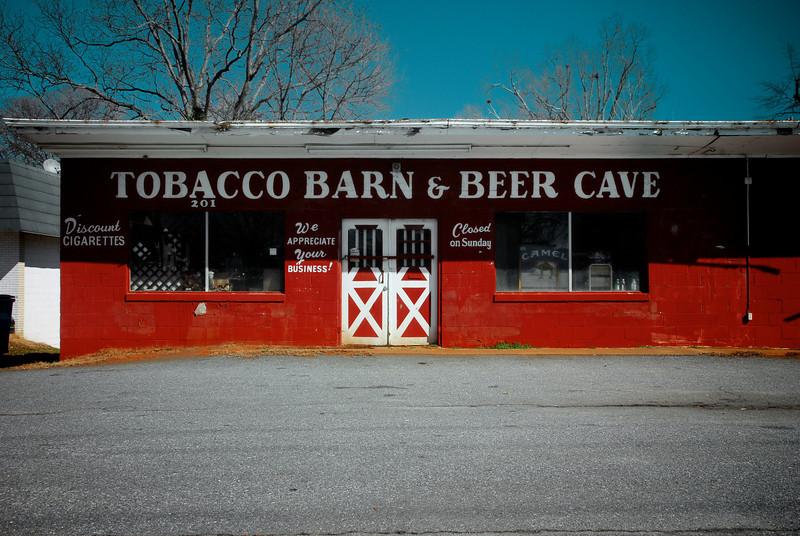 Belton, SC (Anderson County) February 2011
