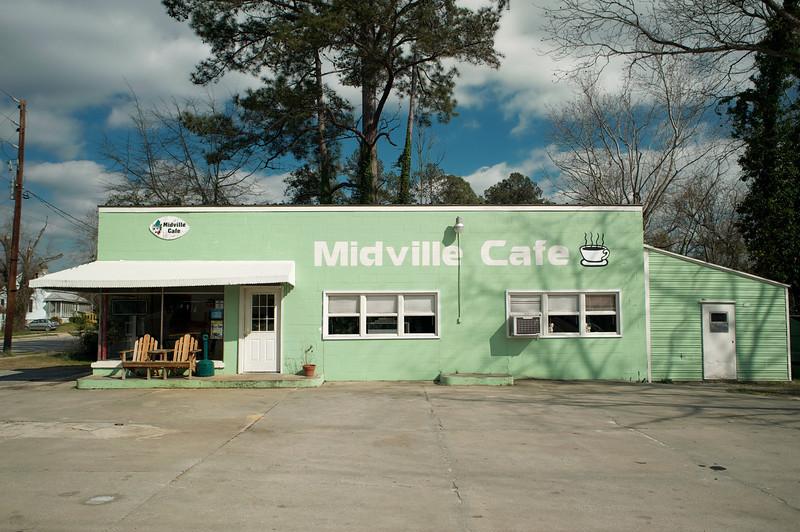 Midville, GA (Burke County) March 2013