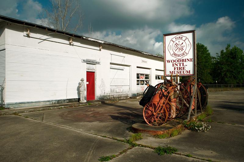 Woodbine, GA (Camden County) April 2013