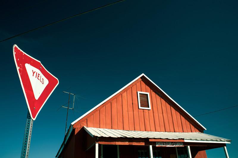 Gholston Stand Crossroads, GA (Madison County) November 2012