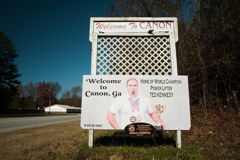Canon, GA (Franklin County) November 2017