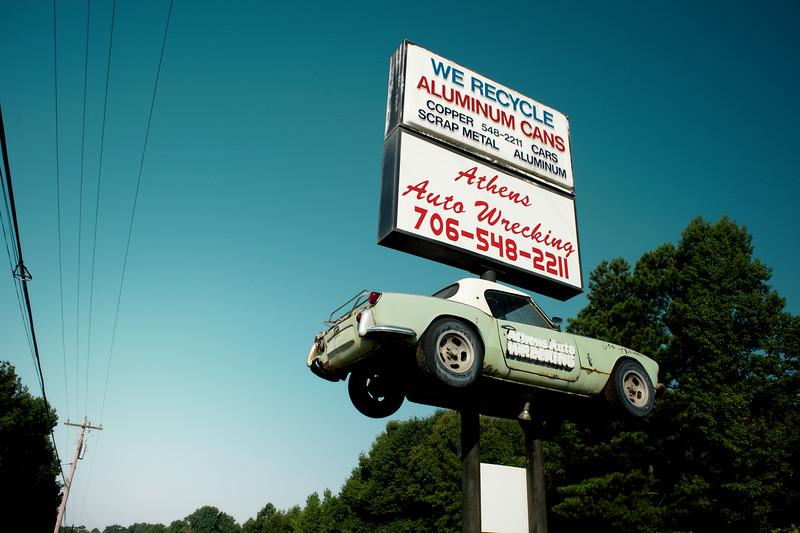 Madison County (GA) August 2014