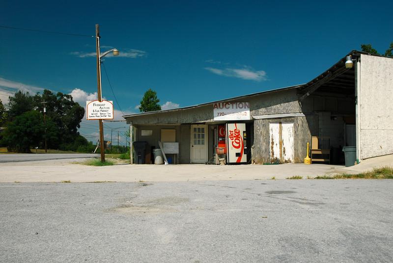 Hall County (GA) August 2011