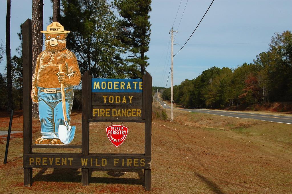 Webster County (GA) 2007