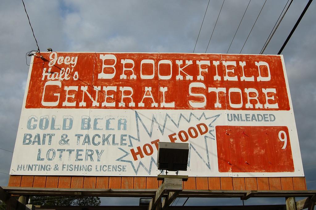 Brookfield, GA (Tift County). 2007