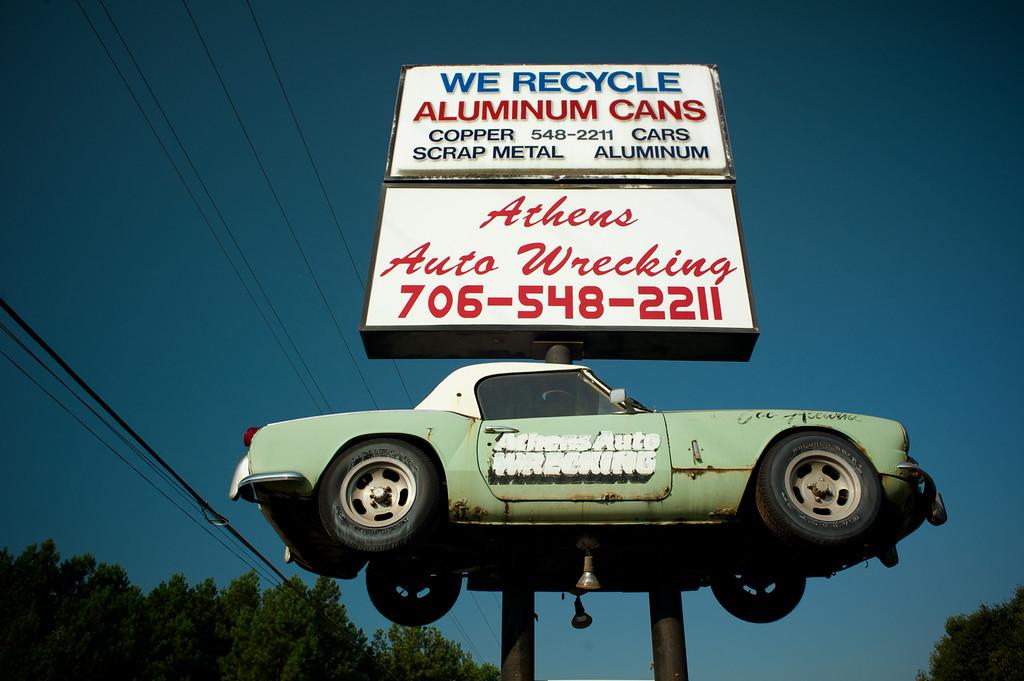Madison County (GA) August 2014Madison County (GA) August 2014