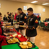 2015 Laguna Niguel Military Support Committee Christmas Lunch for Marines, Sailors
