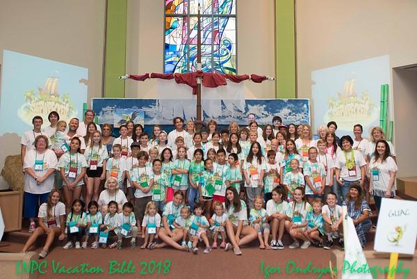 2018 LNPC Vacation Bible