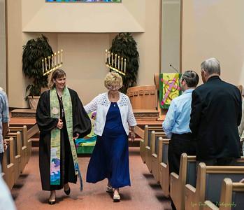 Pastor Emily's Farewell