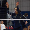 NCAA Womens Volleyball: American 3 GW 0 October 11, 2017