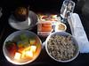 20140110 0650 SFO-DFW steel cut oatmeal