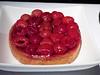 20150210 DFW-LHR 2155 raspberry tart