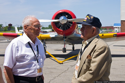 297th Combat Engineers - D-Day Reunion