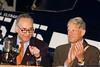 Senator Schumer with Congressman Steve Israel.