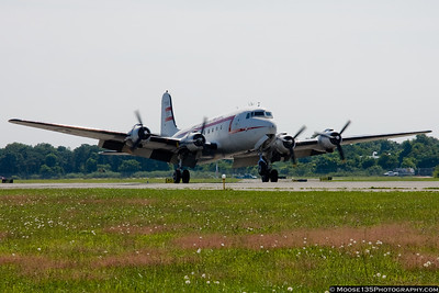 Berlin Airlift Memorial C-54