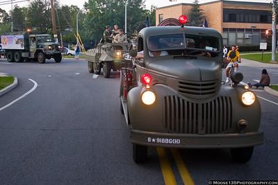 Columbus Day Parade 2011