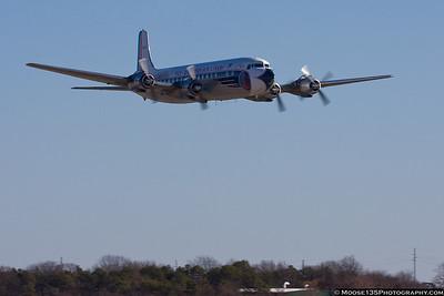 Eastern / Pan Am DC-7