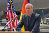 Republic Airport Director Michael Geiger