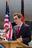 Werner-Ciprian Fugel, German Vice Consul