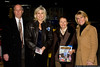 Airport Director Michael Geiger, WABC-TV President and General Manager Rebecca Campbell, AAM's Jacky Clyman and WABC-TV anchor Diana Williams