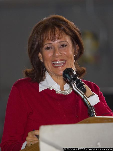 News12 anchor Carol Silva
