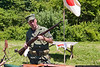 World War II Encampment : Old Bethpage Village Restoration hosted a World War II Encampment Reenactment weekend, with armor assets from the American Airpower Museum, military reenactors, and local military vehicle groups.