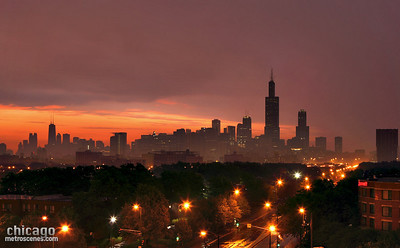 A great look at Chicago-NOT MINE