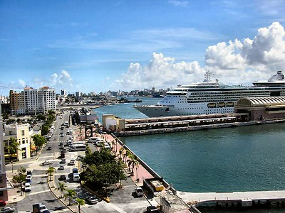 Extensive look at San Juan, Puerto Rico