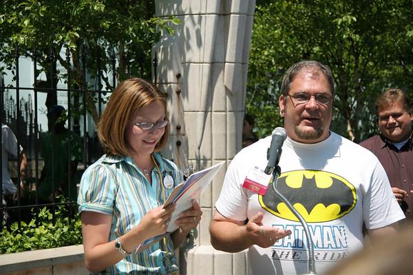 2005-06-20 Batman Plaque