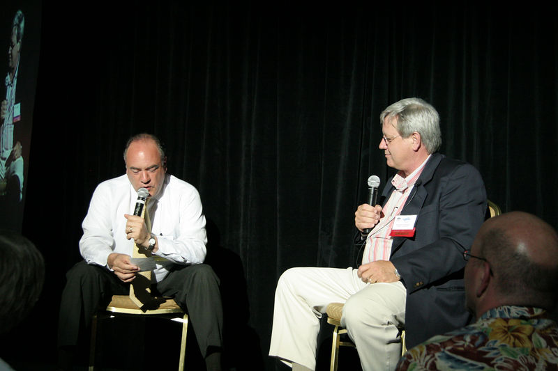 Richard Munch and Robert Mampe