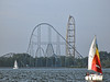 """IMG_1909 """"Millennium Force"""" and """"Top Thrill Dragster"""" at Cedar Point (Sandusky, OH)"""