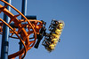 """IMG_1231 """"The Flying Coaster"""" at (then) Six Flags Elitch Gardens (Denver, CO)"""