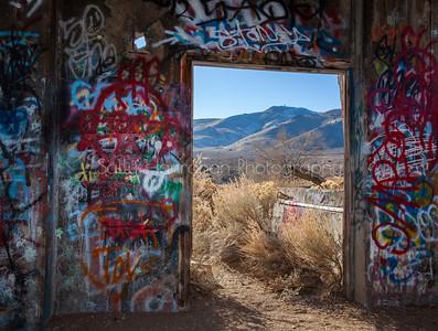 American Flat ~ Silver Springs Nevada
