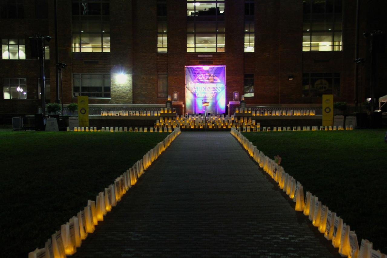 Closing ceremony site- George Washington University