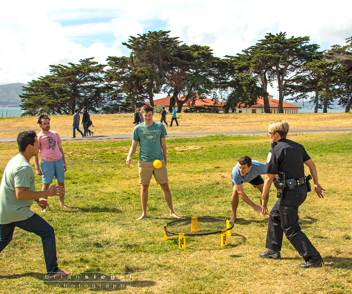 Opening Ceremony Site- Fort Mason, San Francisco