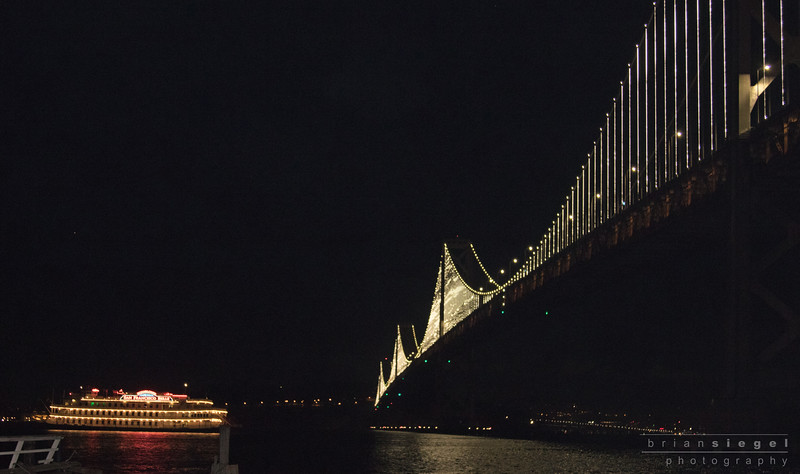 Bay Bridge-On The Route
