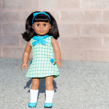 American Girl Doll - Melody-1704-2