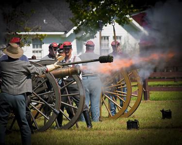 Ponchatoula Civil War Re-enactment