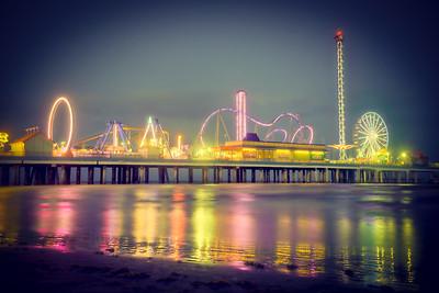 Evening on the Pier
