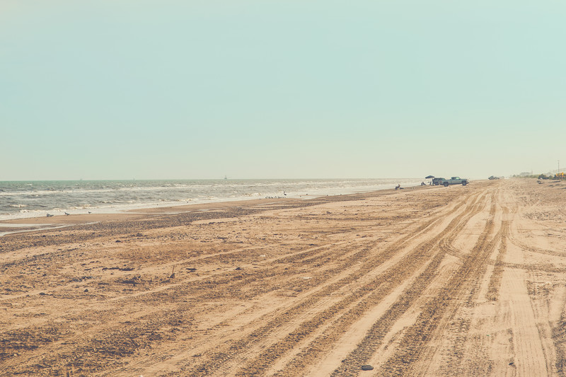 Galveston County Beach