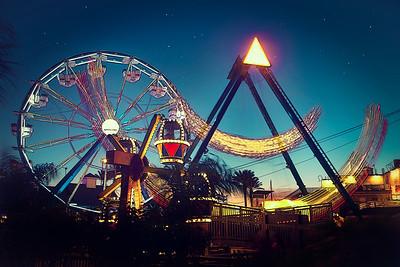 Kemah Fairground