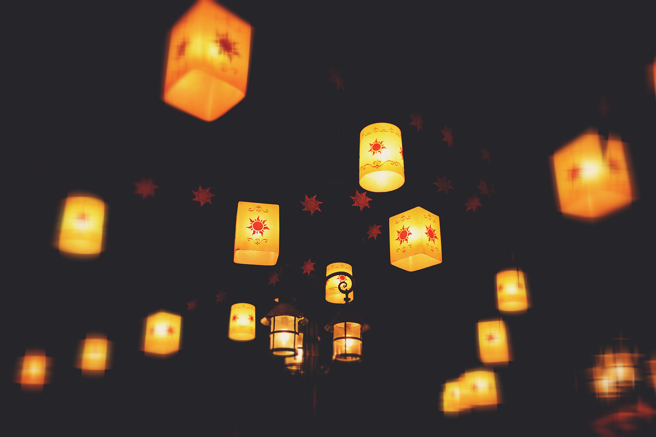 Disneyworld Lanterns
