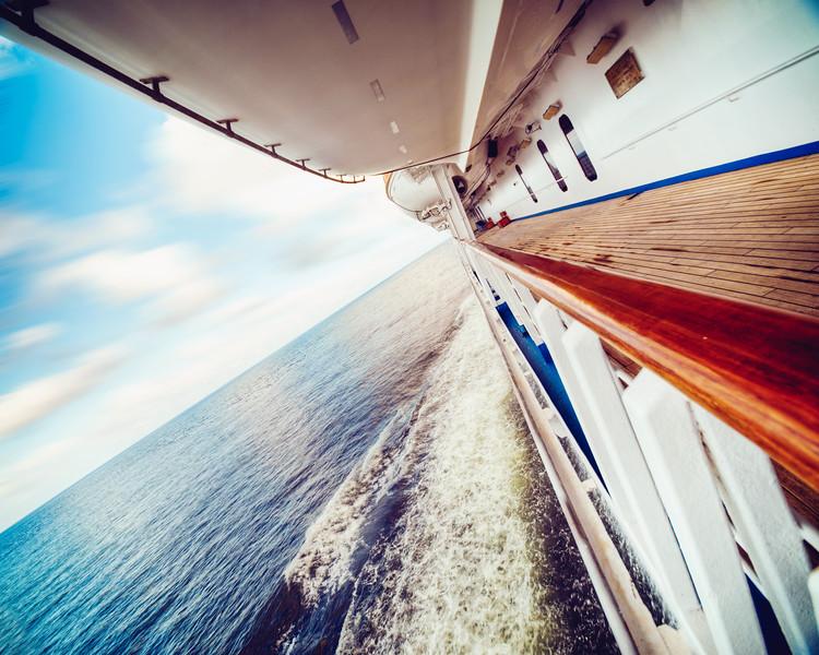 Triumph at Sea