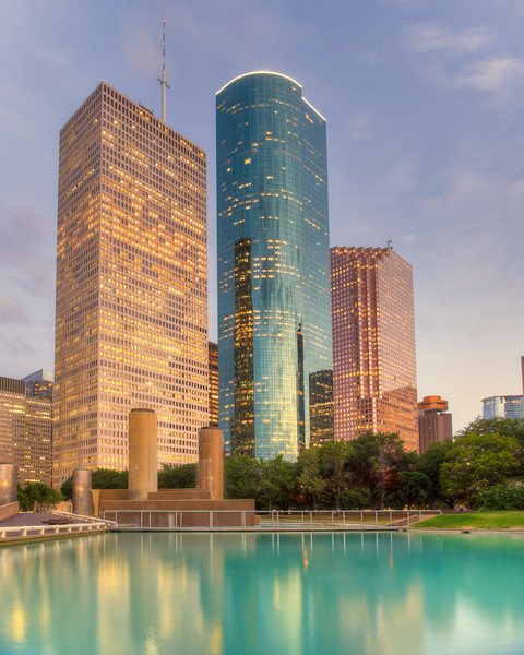 Houston Reflections