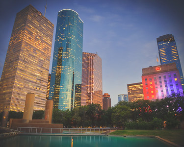 Colorful Houston