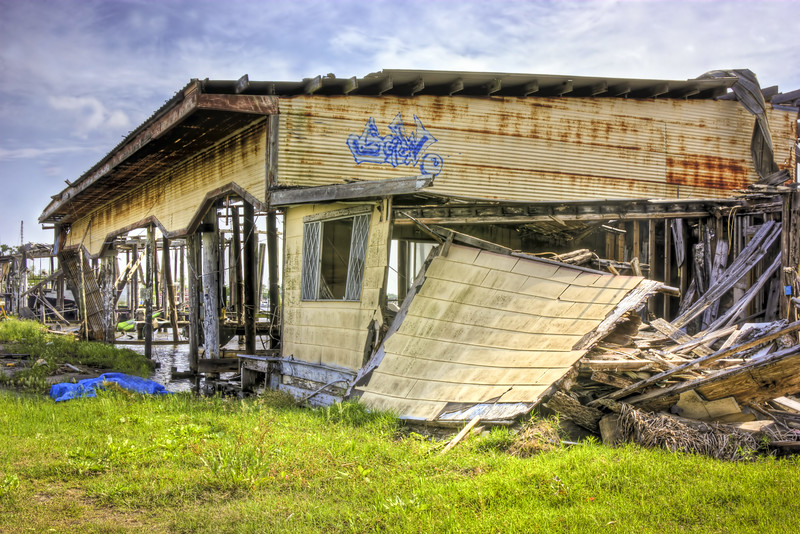 Lafitte, Louisiana, 2008
