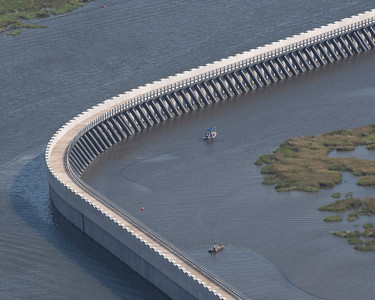 Lake Borgne Surge Barrier