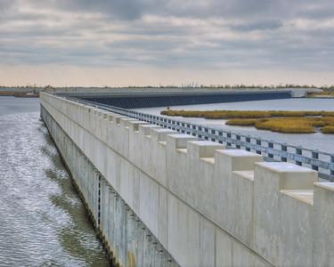 Storm Surge Barrier, 2011