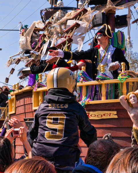 Pirates and Brees
