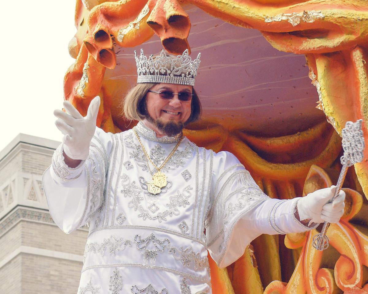 Rex King on St Charles